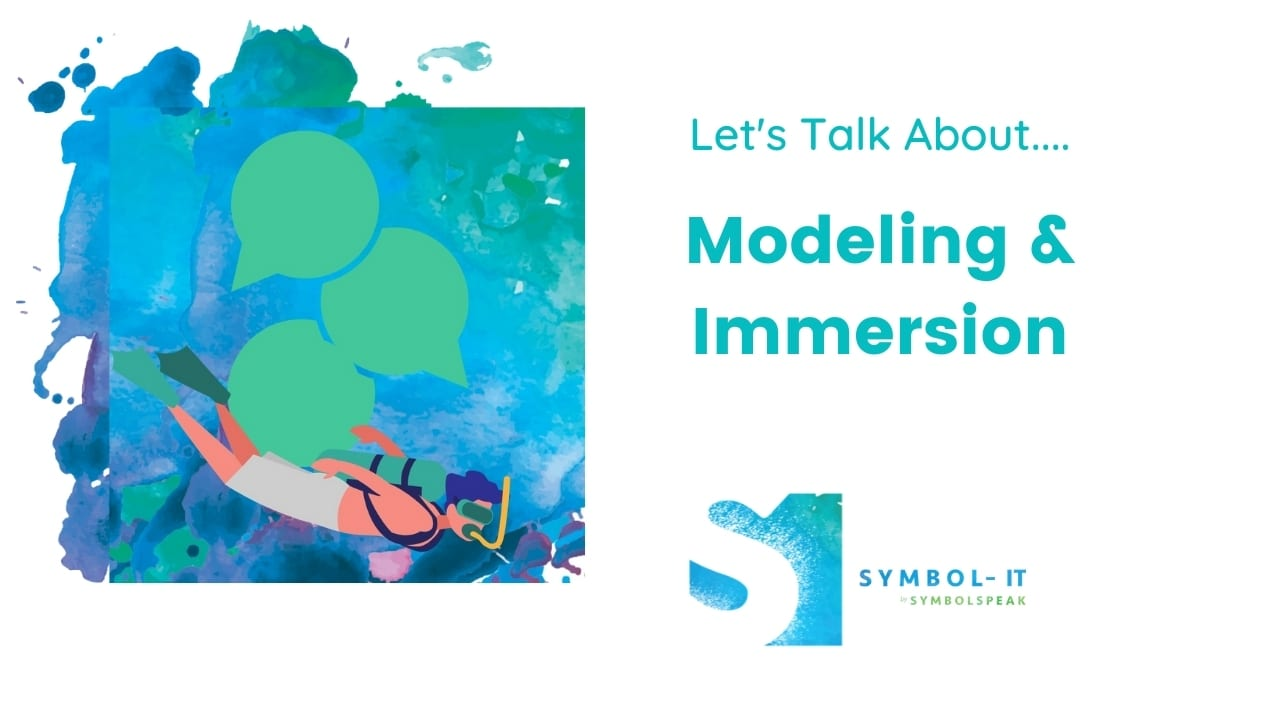 modeling and immersion